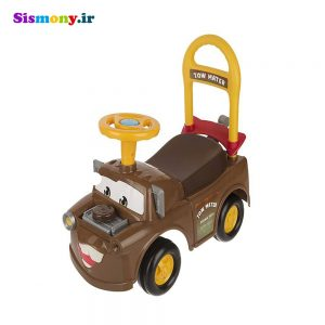 ماشین بازی زرین تویز Mater Musical Ride