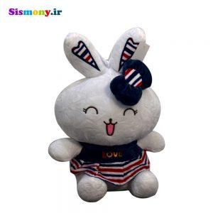 عروسک خرگوش کد ۰۰۱
