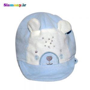 کلاه نوزاد طرح خرس کد Q114