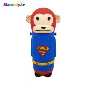 فلاسک کیدتونز مدل بیگ مانکی طرح سوپرمن