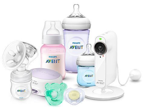 محصولات Avent