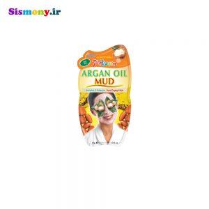 ماسک صورت مونته ژنه سری ۷th Heaven مدل Argan Oil Mud