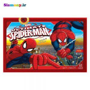 بازی فکری مدل spider man