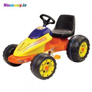 ماشين بازی سواری ارابه مدل Tondar
