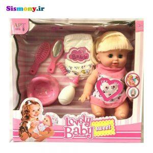 عروسک Ap toys بی بی برن سری 1