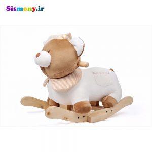 راکر کودک کلوروا مدل خرس