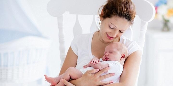 تاثیر لالایی برای نوزادان