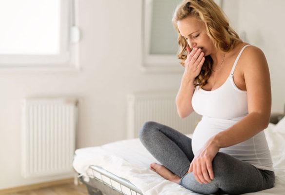 علت مسمومیت های بارداری