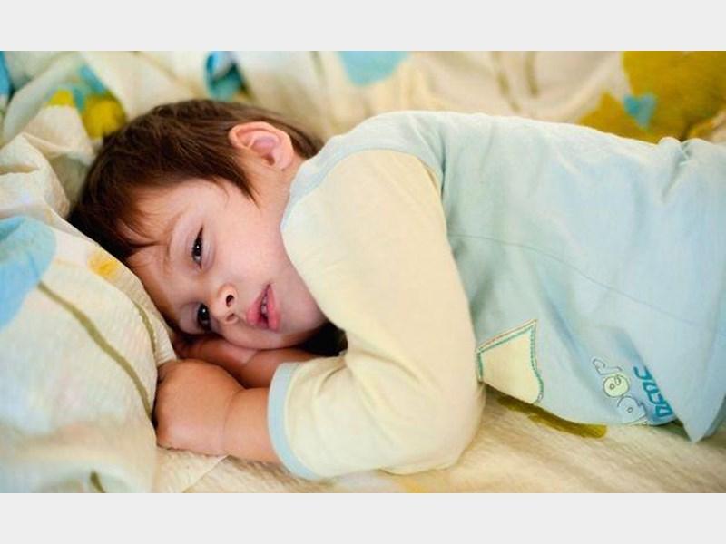 اختلالات خواب و بی خوابی در کودکان نوپا