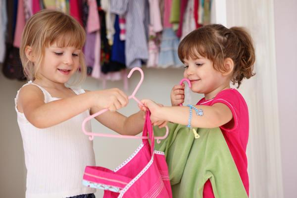 اجازه انتخاب لباس توسط خود کودک یا والدین؟!