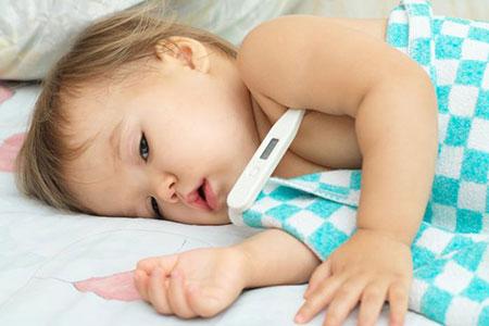 نشانه های تشنج در نوزادان