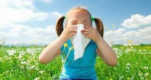 تشخیص و درمان حساسیت بهاره در کودکان