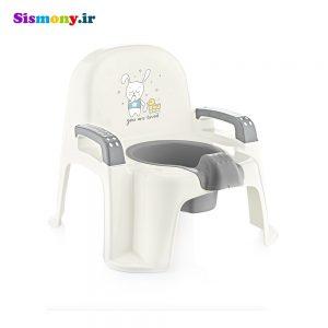 توالت فرنگی بیبی جم کد 004