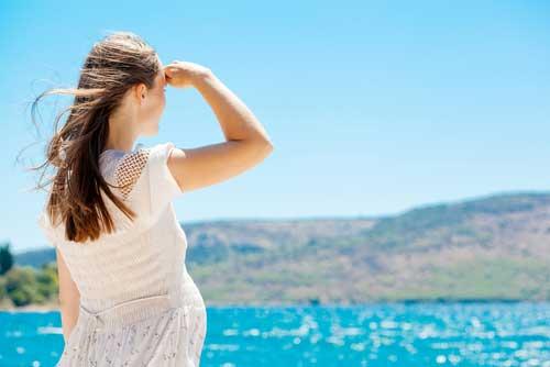مشکلات دوره بارداری در تابستان