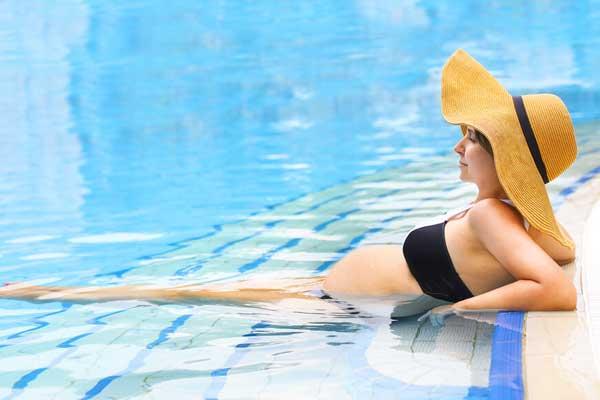 مشکلات بارداری در تابستان