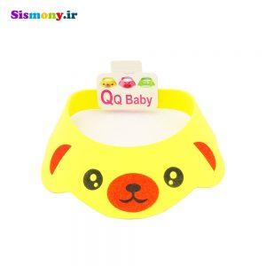کلاه حمام نوزادی کیو بیبی کد ۰۰Q14