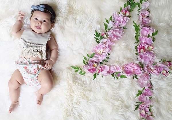 مراقبت های نوزاد 4 ماهه