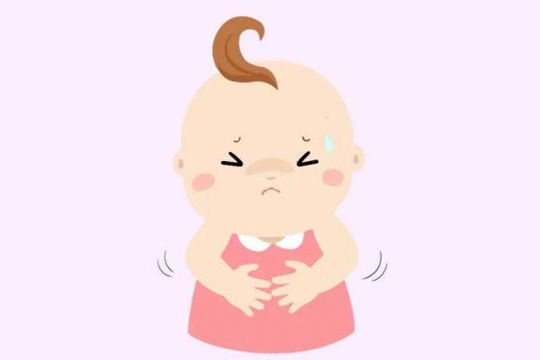 نفخ شکم نوزاد : از علت تا درمان نفخ معده نوزادان