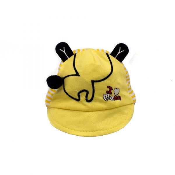 کلاه بچه گانه تابستانی کد 01