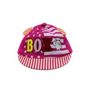 کلاه بچه گانه تابستانی مدل BOX