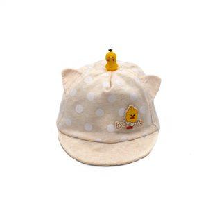 کلاه بچه گانه تابستانی مدل جوجه