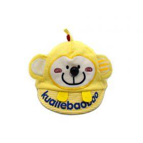 کلاه بچه گانه تابستانی مدل میمون