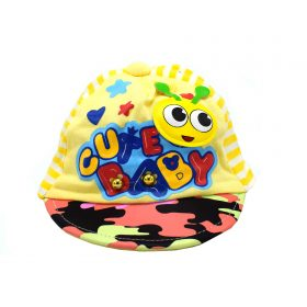 کلاه بچه گانه تابستانی مدل CUTE
