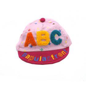 کلاه بچه گانه تابستانی مدل ABC