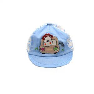 کلاه بچه گانه تابستانی کد ۰۲