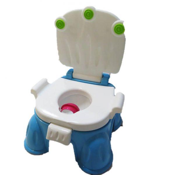 توالت فرنگی سه کاره تاتیا مدل کلاسیک