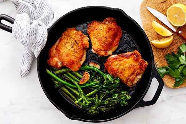 دستور غذایی برای کودک با مرغ محلی