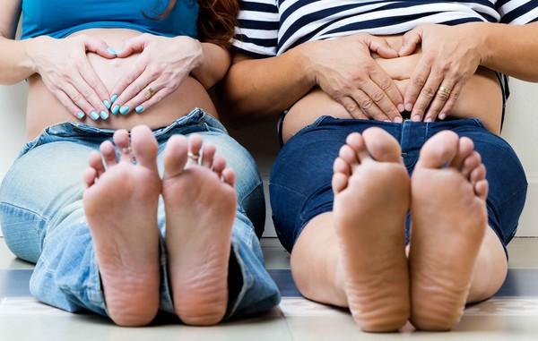 دوران بارداری و پس از زایمان