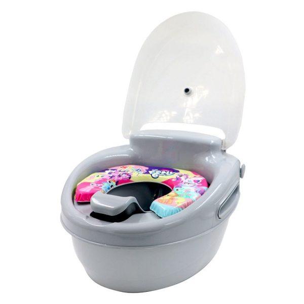 توالت فرنگی آموزشی سه کاره shebli nini